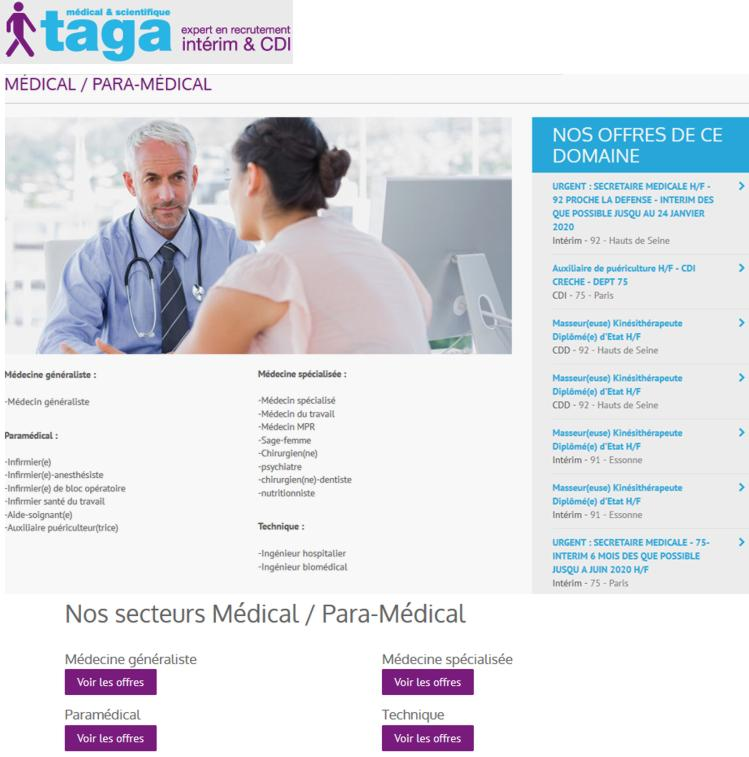 20 Taga Medical Scientifique