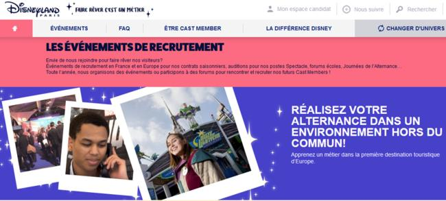 19 Disneyland Paris Jobs 1
