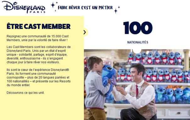 19 Disneyland Paris Jobs