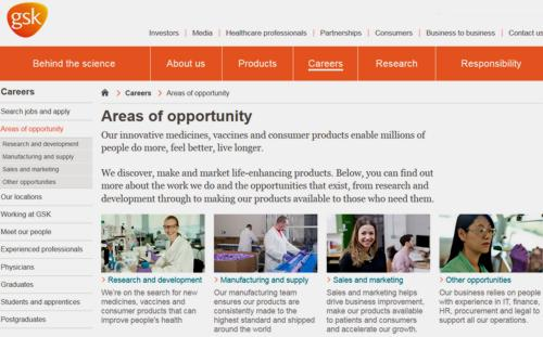 16 GSK Careers
