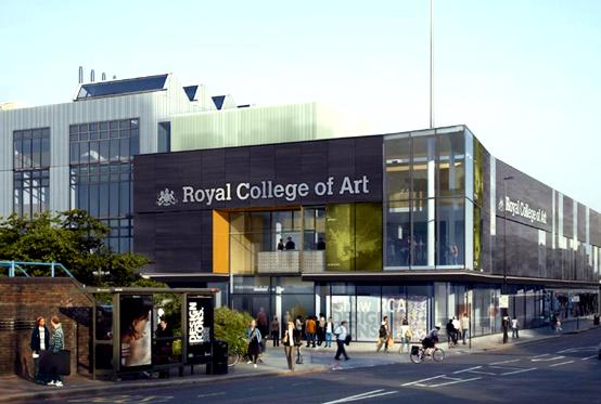 16 Royal College Of Art Londres
