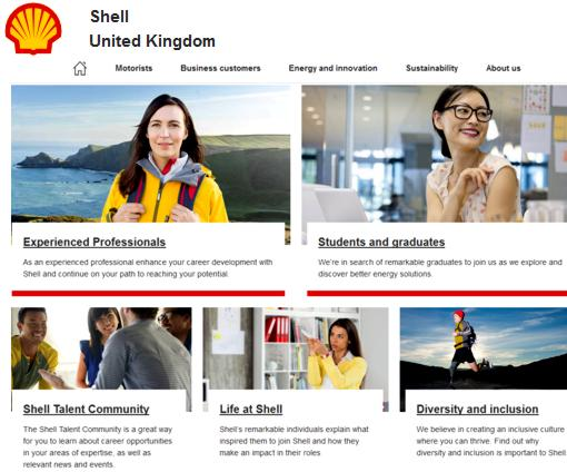 16 Shell United Kingdom RH