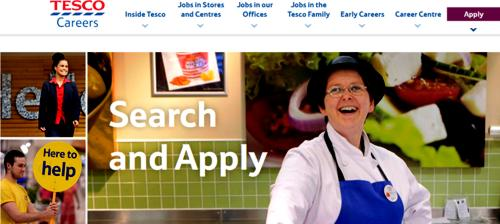 16 Tesco Careers