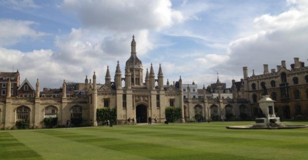 16 University Cambridge