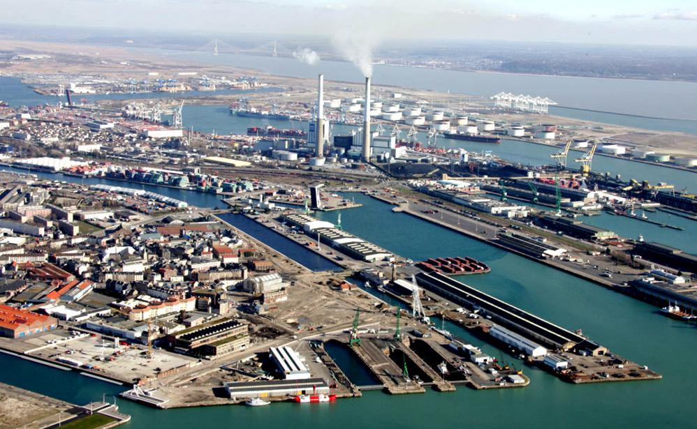17 Le Havre Port
