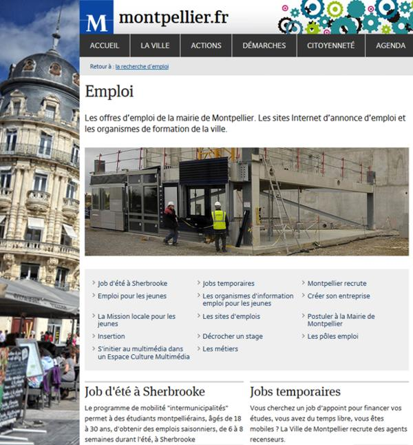 17 Montpellier Offre emploi 1
