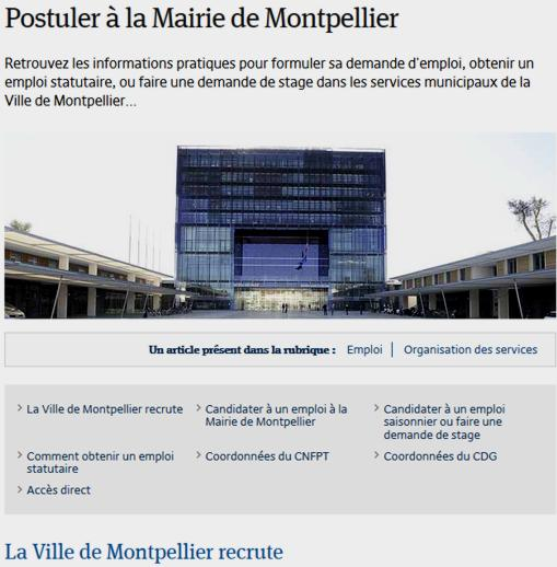 17 Montpellier Offre emploi 2