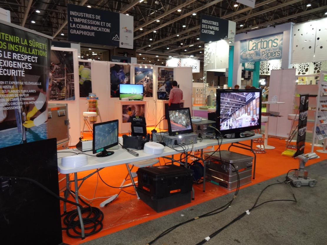 19 Salon Lyon Mondial Metiers Communication Graphique