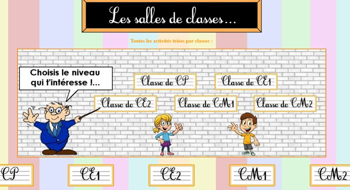20 Ecole du Dirlo Salles de classes